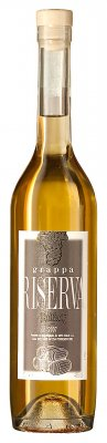 Grappa Riserva Gold 2008 0,5 lt 43%Vol.